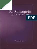 180689425 El Santuario y Su Servicio M L Andreasen