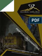 Brochure Perforación Diamantina