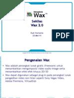 Wax by Rudi Hartanto