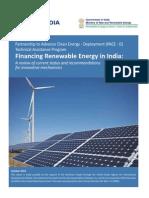RE Finance Report