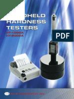 Get Information on Handheld Hardness Tester