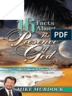 16 Facts About the Presence of - Mike Murdock