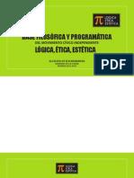 Base filosófica y programática del movimiento cívico lógica, etica, estética