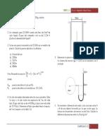 Serie de ejercicios Hidraulica básica Ingeniería civil