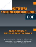 Arquitectura y Sistemas Constructivos