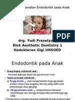 Perawatan Endodontik Pd Gigi Sulung & Permanen Muda