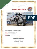 Helicóptero Mi