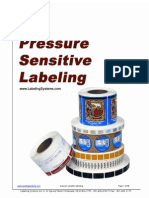 Lsi Guide to Pressure Sensitive Labeling