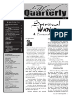 2Q-2007 Spiritual Warfare and Territorial Spirits