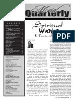 2Q-2007 Spiritual Warfare and Territorial Spirits