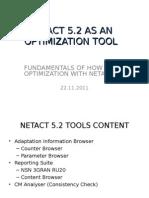3G NETACT OPTIMIZATION