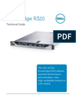 Dell Poweredge r320 Technical Guide