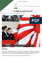 Japan's Intelligence Reform Inches Forward _3!2!15 Stratfor