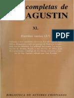 San Agustin - 40 Escritos Varios 02