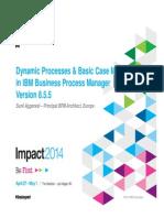BPM01 - BPM and Case Management