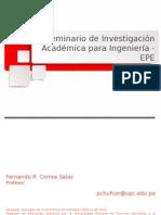 Clase 03 Investigacon de operaciones upc epe