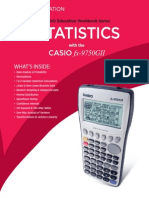 Statistics Workbook Sampler