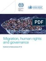 Migration, human rights and governance