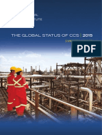 Global Status CCS 2015 Summary