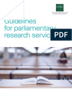 Parliamentary Research Services