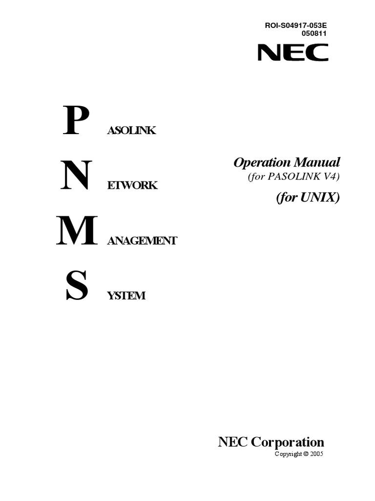 PNMS Operation Manual for V4(English060505)ROI-S04917-053E