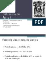 Bezerra - Galileu Galilei - Parte I