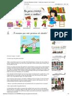 A Menina Que Não Gostava de Dividir! - Contos Para Criança Ler, Ouvir e Sonhar!