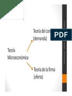 Teoria de La Firma P1 2013