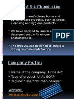 Product formation