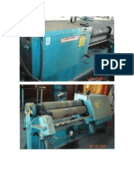 Montgomery Plate Roll Machine
