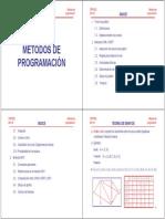Metodos de Programacion