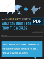 Smart Cities - What India Can Learn From Others