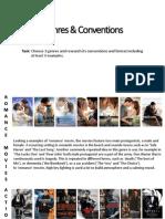 genre conventions part 3