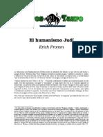 Fromm, Erich - El Humanismo Judio