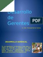 Administracion de Personal - Desarrollo de Gerentes