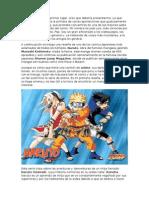 Reseña Naruto