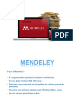 Mendeley Tutorial