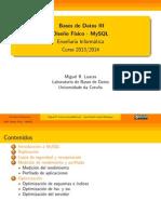 DesenoFisico MySQL