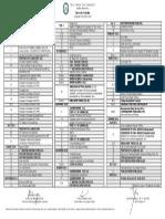 2015 Wvsu University Calendar