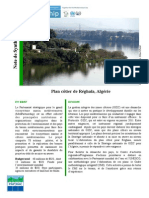 Plan côtier de Réghaïa,  Algérie