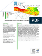 Vulnerability Mapping of Karst Aquifers in Croatia