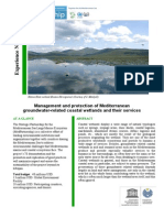 Management and protection of Mediterranean