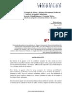 CCaracterización-niñas-jóvenes-y-mujeres-Meta - Sánchez (2013)