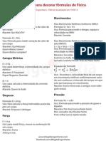 Tabela de Física