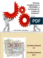 slides metodologia PROJETO DE PESQUISA FACISABH.ppt