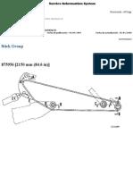 Especificaciones Stick 330l Excavators 9ml00001
