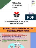 Metodologi Pembelajaran Kimia 2014