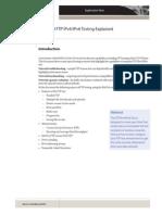 E6474A Drive Test Tool FTP IPv4IPv6 Testing Explained