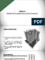 P9 Diseño Elementos Estructurales.