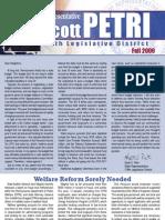 Petri November 2009 Newsletter